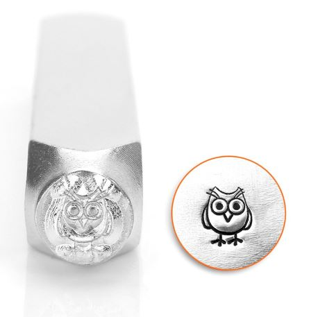 Hootie<br>Design Stamp<br>6mm