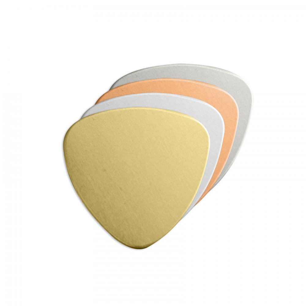 Guitar Pick <br>Stamping Blank<br>22mm